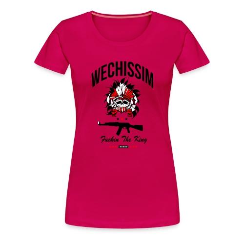 wechissim - T-shirt Premium Femme