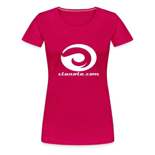 clanole2 - Camiseta premium mujer