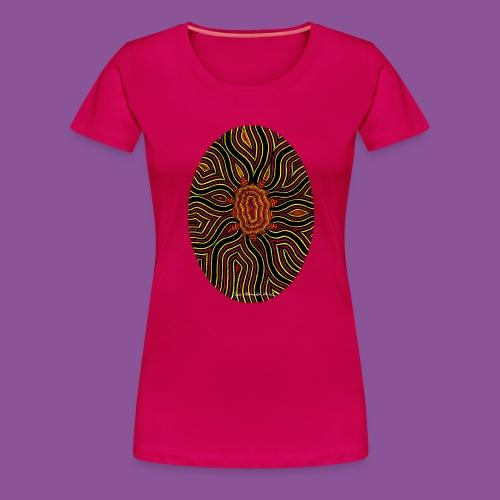Aura 11 - Frauen Premium T-Shirt