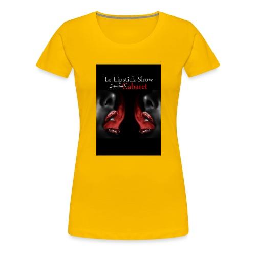 visuel boutique - T-shirt Premium Femme
