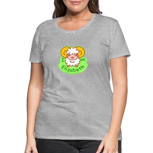 I am Elizabeth - Women's Premium T-Shirt