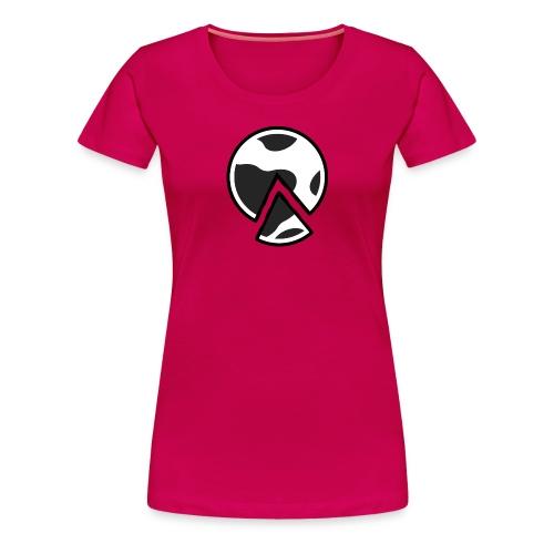 ALMplus_Pizza_With_Part@3 - Frauen Premium T-Shirt