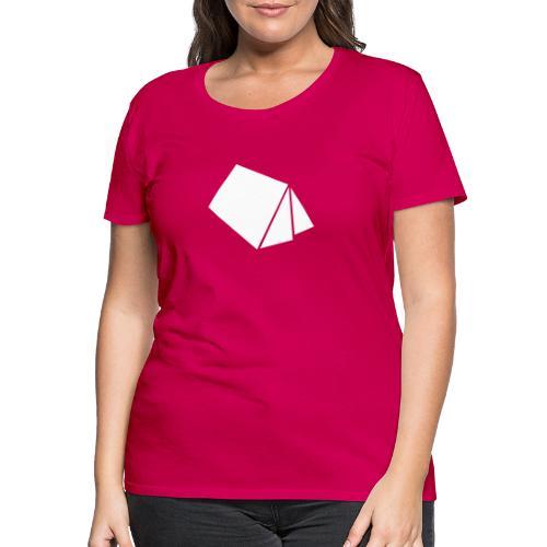 Tent - Women's Premium T-Shirt