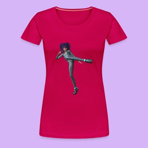 Karamanga - T-shirt Premium Femme
