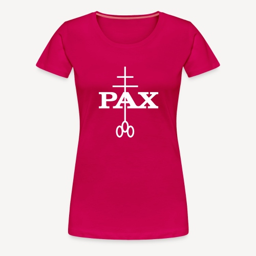 PAX - Women's Premium T-Shirt
