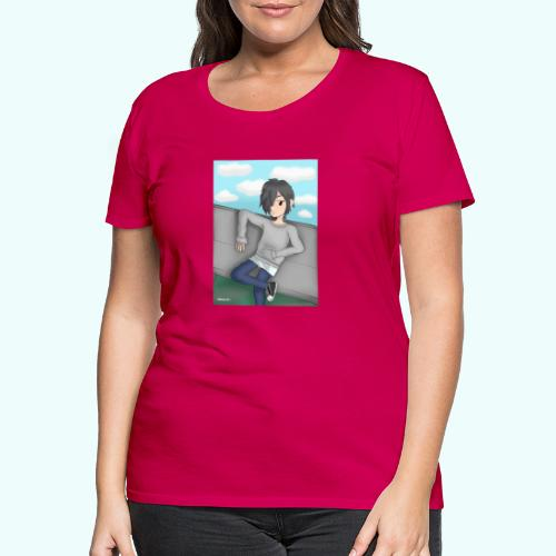 Nathan - Camiseta premium mujer