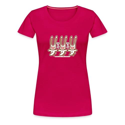 Whee! - Women's Premium T-Shirt