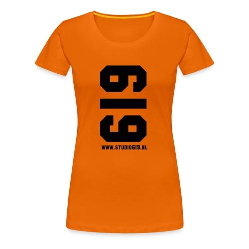 TANK TOP - Vrouwen Premium T-shirt