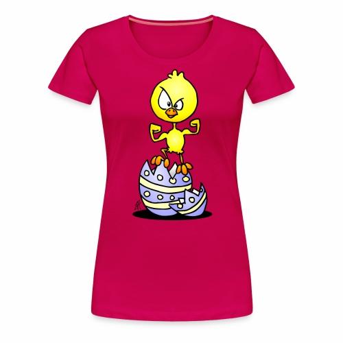 Easter Chick - Women's Premium T-Shirt