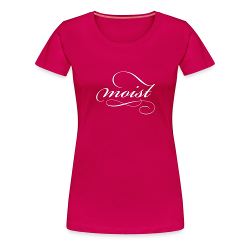moist_logo_black - Women's Premium T-Shirt