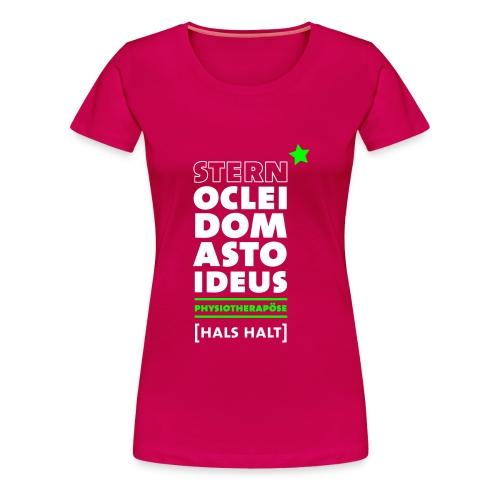 Physiotherapöse - Frauen Premium T-Shirt
