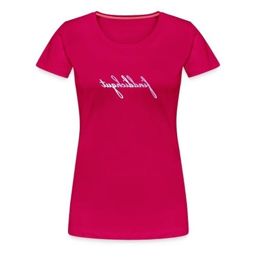 finddich gut - Frauen Premium T-Shirt