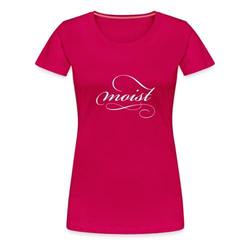 moist_logo_black - Women's Premium T-Shirt