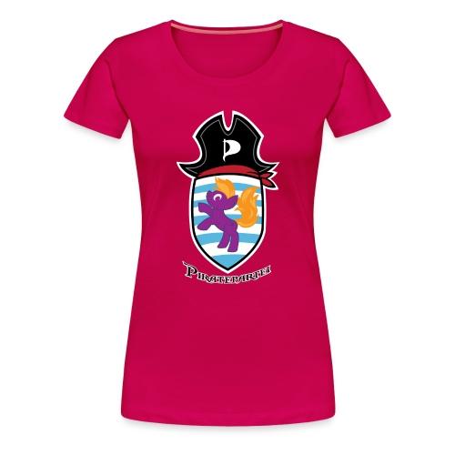 piratepartei ponywopen - Frauen Premium T-Shirt