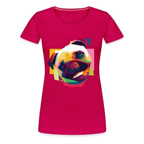 MOPS P3TSHIRT WPAP - Frauen Premium T-Shirt