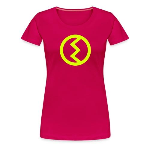 T-Shirt 2-1 - Women - T-shirt Premium Femme