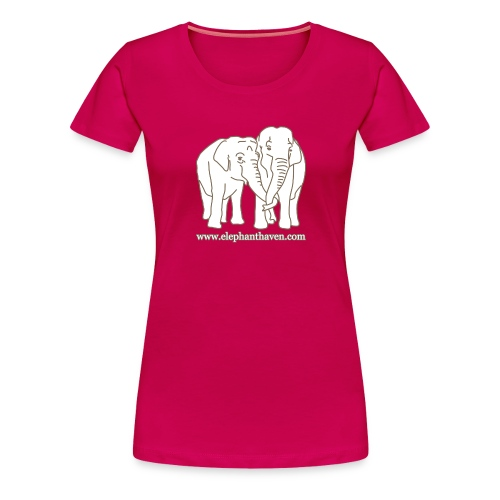 Elephants - Women's Premium T-Shirt