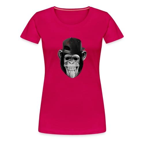 monkey business - Frauen Premium T-Shirt