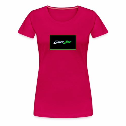 Gamerzone - Women's Premium T-Shirt