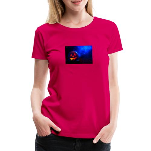 Halloween t-shirt trendy horror - Maglietta Premium da donna