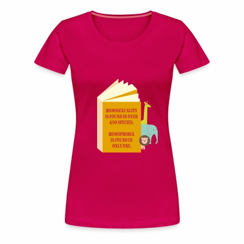 Species - Maglietta Premium da donna