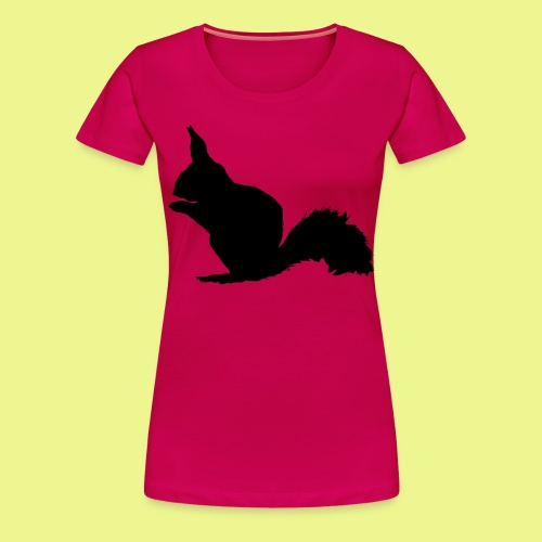Eichhorn - Frauen Premium T-Shirt