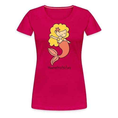 Meeresfrüchtchen - Frauen Premium T-Shirt