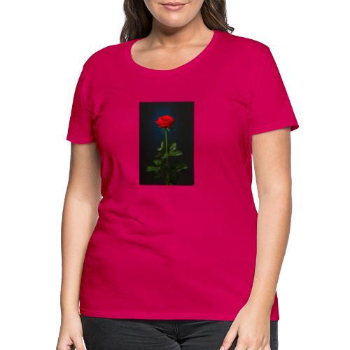 B765DAAC 9970 4569 B002 5D279903CEEE - Dame premium T-shirt
