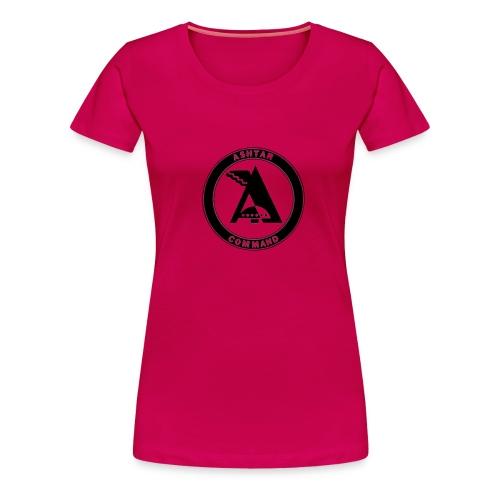 Ashtar Sheran by Dark Suns - Camiseta premium mujer