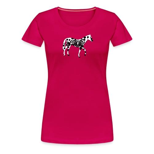 112217815 129863728 horse - Maglietta Premium da donna