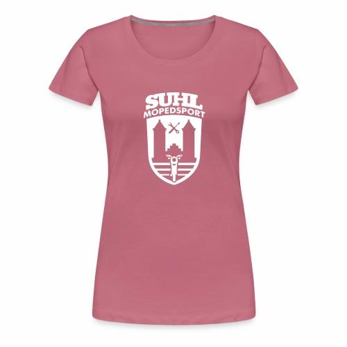 Suhl Mopedsport S50 / S51 Logo No.2 - Women's Premium T-Shirt