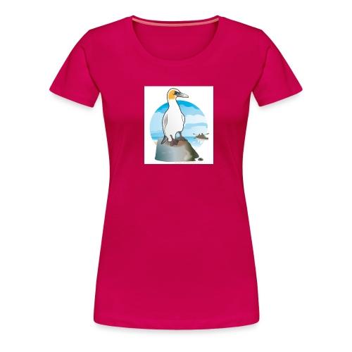 fou_de_bassan - T-shirt Premium Femme