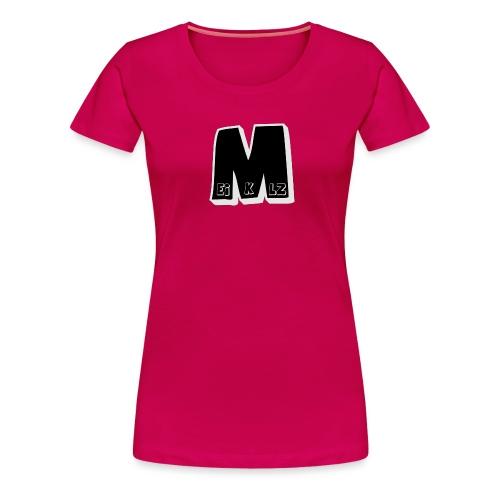 Meiklz - Frauen Premium T-Shirt