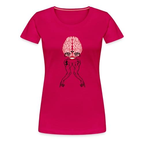 Primo logo di Kenju Tuber - Maglietta Premium da donna