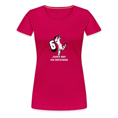 roy6 - Women's Premium T-Shirt