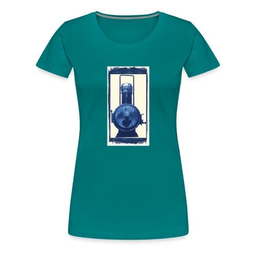 Lok Lantern - Naisten premium t-paita
