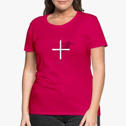 Ski Switzerland - Women's Premium T-Shirt