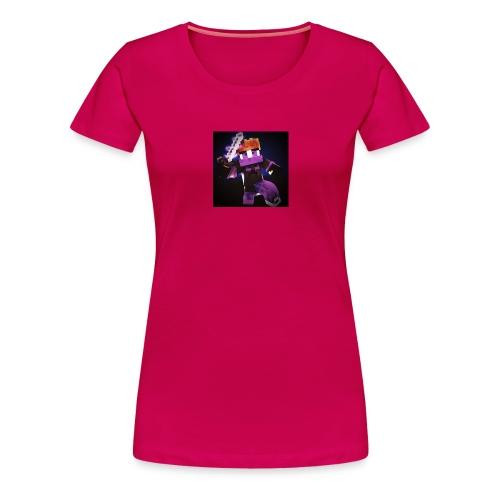 KovaPvP T-Shirt - Dame premium T-shirt