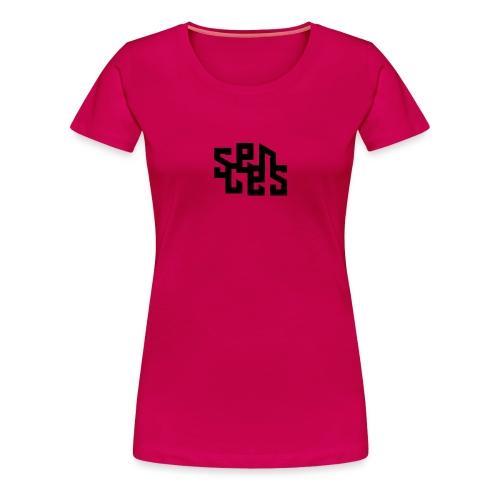 Sceens Basketbal Top - Vrouwen Premium T-shirt