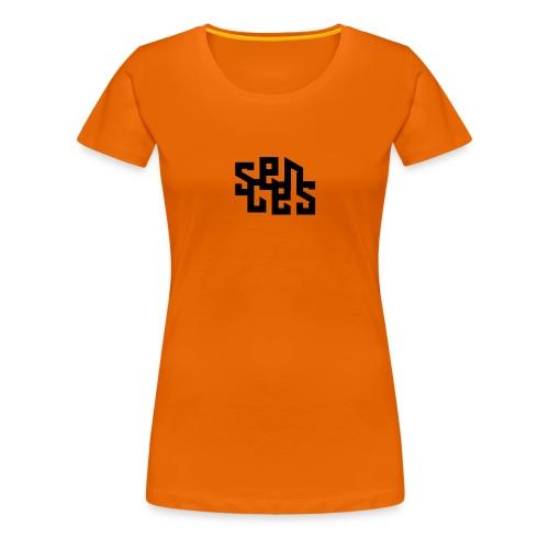 Sceens Baseball Shirt Kids - Vrouwen Premium T-shirt