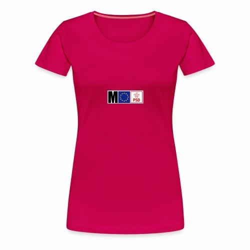 MUE PSD - Women's Premium T-Shirt