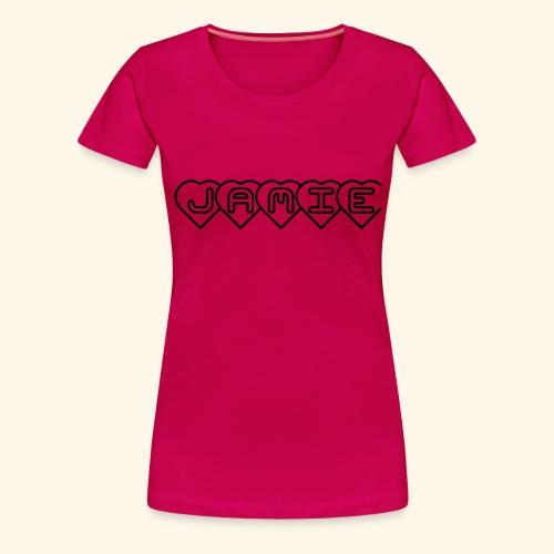 Jamie - Women's Premium T-Shirt