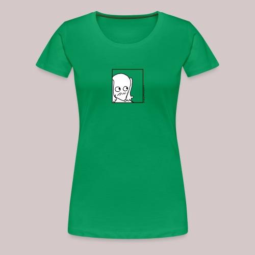Timida - Maglietta Premium da donna
