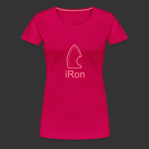 iRon - Frauen Premium T-Shirt