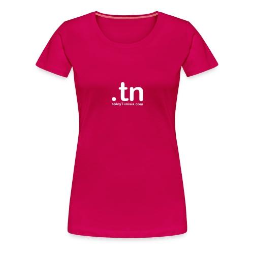 tn - T-shirt Premium Femme