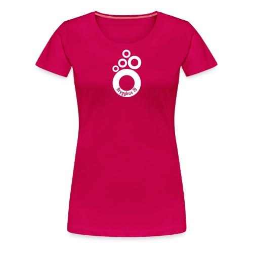 Brygghus 19 Grillförkläde - Premium-T-shirt dam