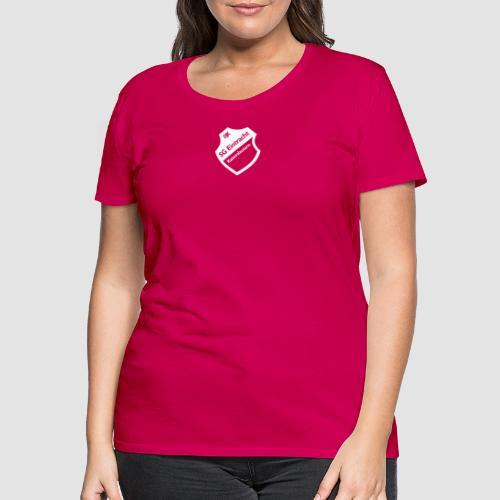 DIE EINTRACHT #white - Frauen Premium T-Shirt