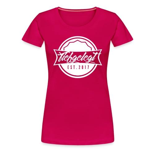 Tiefgelegt - Frauen Premium T-Shirt