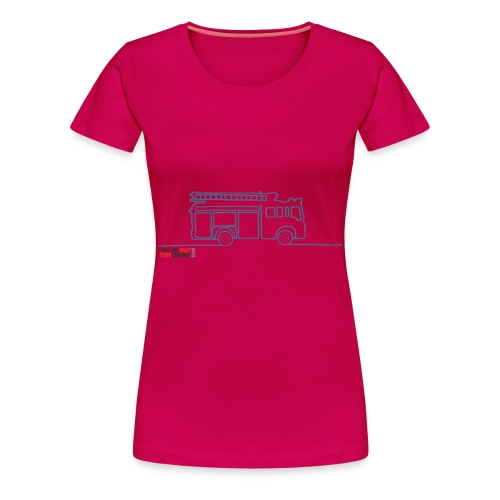 engine 1 - Women's Premium T-Shirt