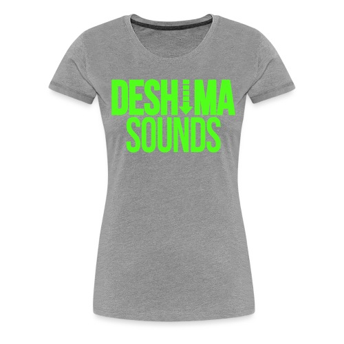 Green - Women's Premium T-Shirt